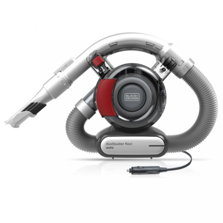 El aspirador ciclónico   para automóvil   Black & Decker PD-1200-AV cuesta 35,73 euros en Amazon con envío gratis