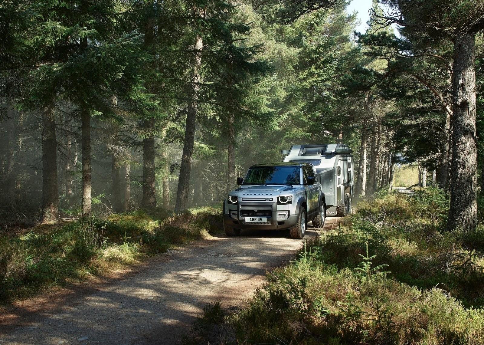 Foto de Land Rover Defender 2020 (53/60)