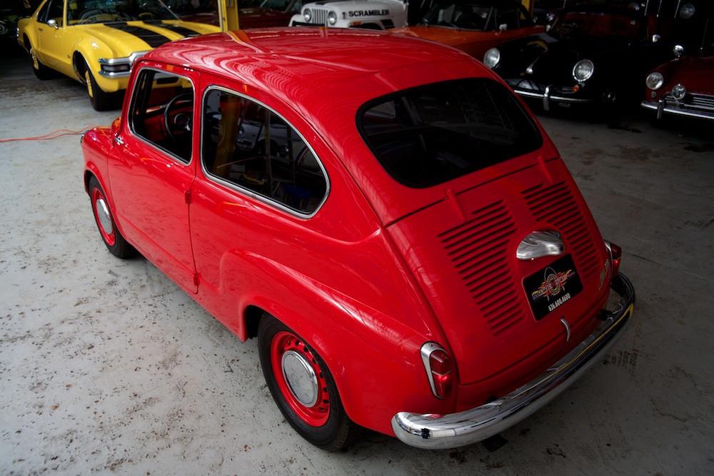 """Foto de Fiat 600 """"Maziat"""" (32/36)"""