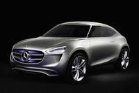 Este coche concepto de Mercedes-Benz podría obtener energía a través de su pintura