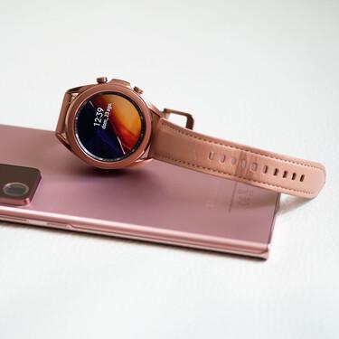 Si estás pensando en hacerte con un smartwatch, este de Samsung es tan bonito como práctico y está rebajado casi a mitad de precio