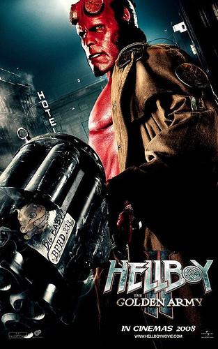 Foto de Hellboy II, últimos pósters (1/5)