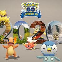 El Día de la Comunidad de diciembre de Pokémon GO traerá de vuelta a todos los Pokémon que aparecieron en los eventos de 2019 y 2020