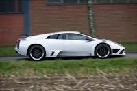Lamborghini Murcielago LP640 por IMSA, el Murciélago GTR