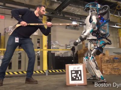 Atlas es solo el último de una larga lista de robots a los que nos encanta maltratar