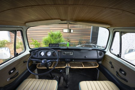 Electrified 1972 Volkswagen Type 2 Bus Small 10710