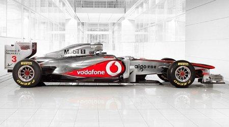 Presentación del McLaren MP4-26 en Berlín