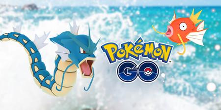 Los Pokémon acuáticos salpicarán los móviles con el nuevo evento de Pokémon GO