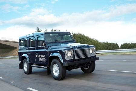 Land Rover Defender eléctrico, quién lo iba a decir