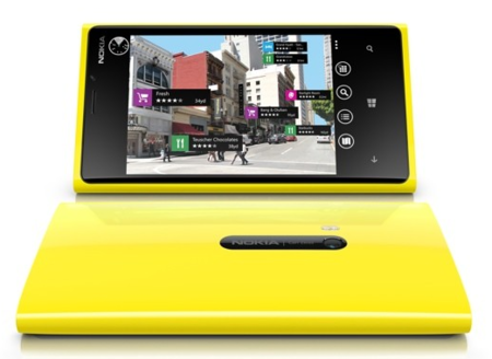 Nokia PureView 920 Lumia