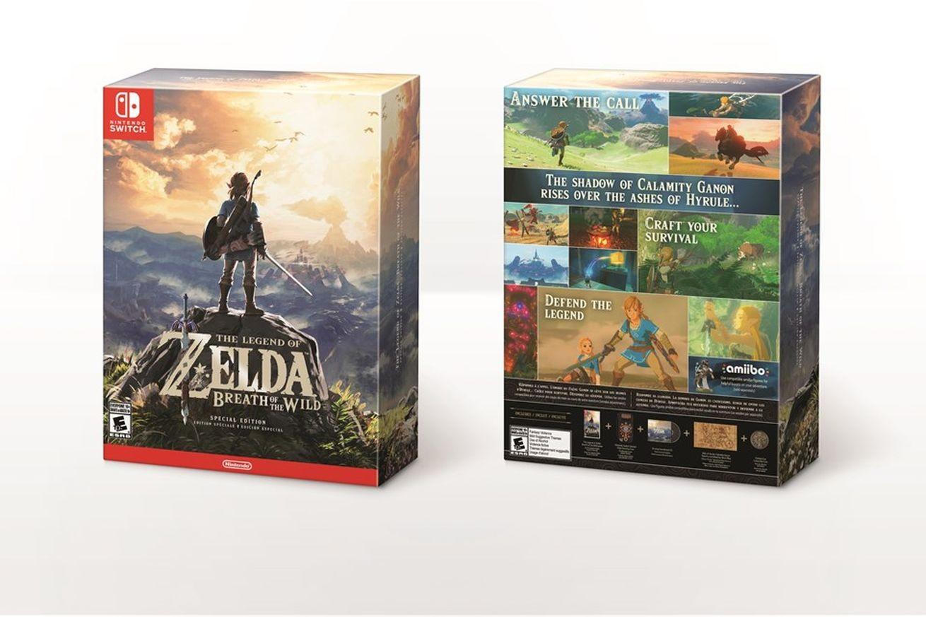 Foto de Zelda para Switch (1/4)