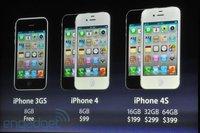 iPhone 4S, nos quedamos con las ganas del iPhone 5