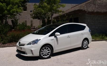 Toyota Prius+ Madrid