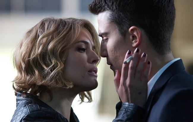 Adriana Ugarte y Alex González en 'Combustión'
