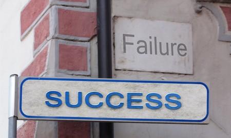 El fracaso debe ser el primer paso para el éxito, algo que parece que todavía no nos hemos dado cuenta