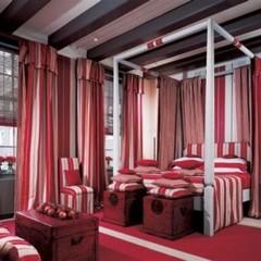 Foto 8 de 9 de la galería decorar-en-rojo-y-blanco en Decoesfera