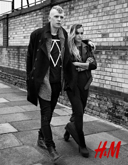 The Grey Concept H&M Otoño 2012
