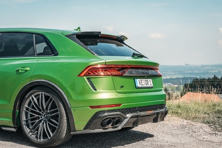 Audi Rsq8 R Por Abt 18
