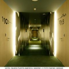 Foto 9 de 9 de la galería hotel-puerta-america-mariscal-y-salas en Decoesfera