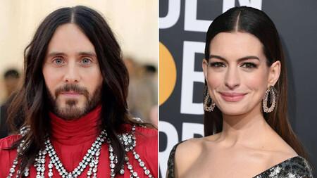 Apple TV+ ficha a Jared Leto y Anne Hathaway para 'WeCrashed': la nueva miniserie girará sobre la caída de una start-up millonaria