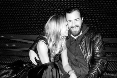 Entre tanta separación, una nueva parejita: Jennifer Aniston y Justin Theroux