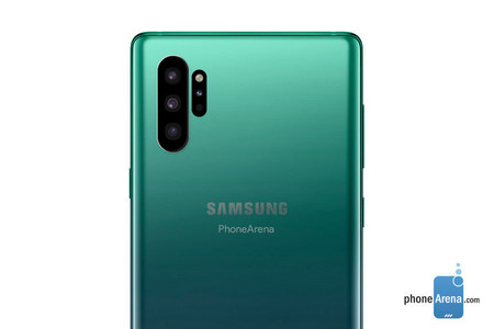 Samsung Galaxy Note 10 Render 01