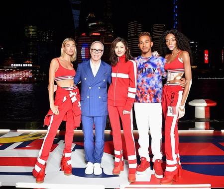 Tommy Hilfiger presenta en Shangái su colección más deportiva