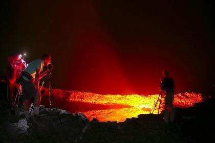 Volcanes en la web, y en tus viajes