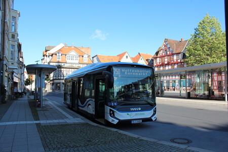 Récord de autonomía para este autobús eléctrico urbano: 543 km recorridos con una sola carga que le duró dos días