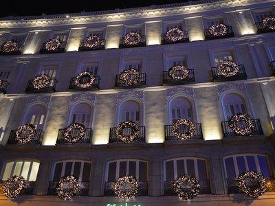 7 hoteles para disfrutar de la Navidad en Madrid