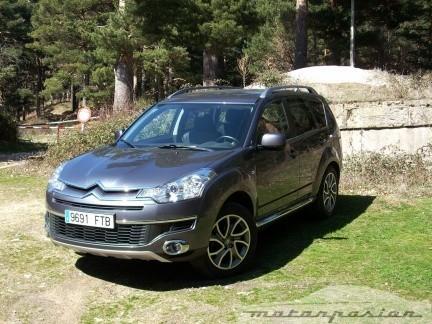 Tricomparativa: Citroën C-Crosser, Opel Antara y SEAT Altea Freetrack (parte 1)