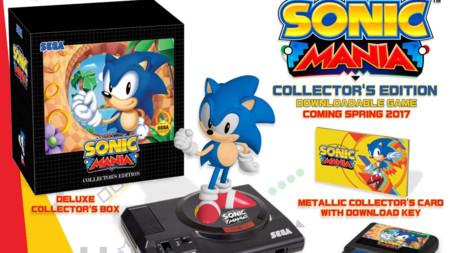 La edición de coleccionista de Sonic Mania se describe con una palabra: imprescindible