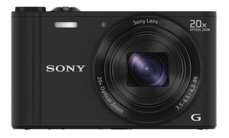 Sony Cyber-Shot WX300