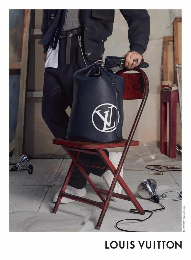 El Taller De Un Artista Como Escenario De La Campana De Invierno De Louis Vuitton 2