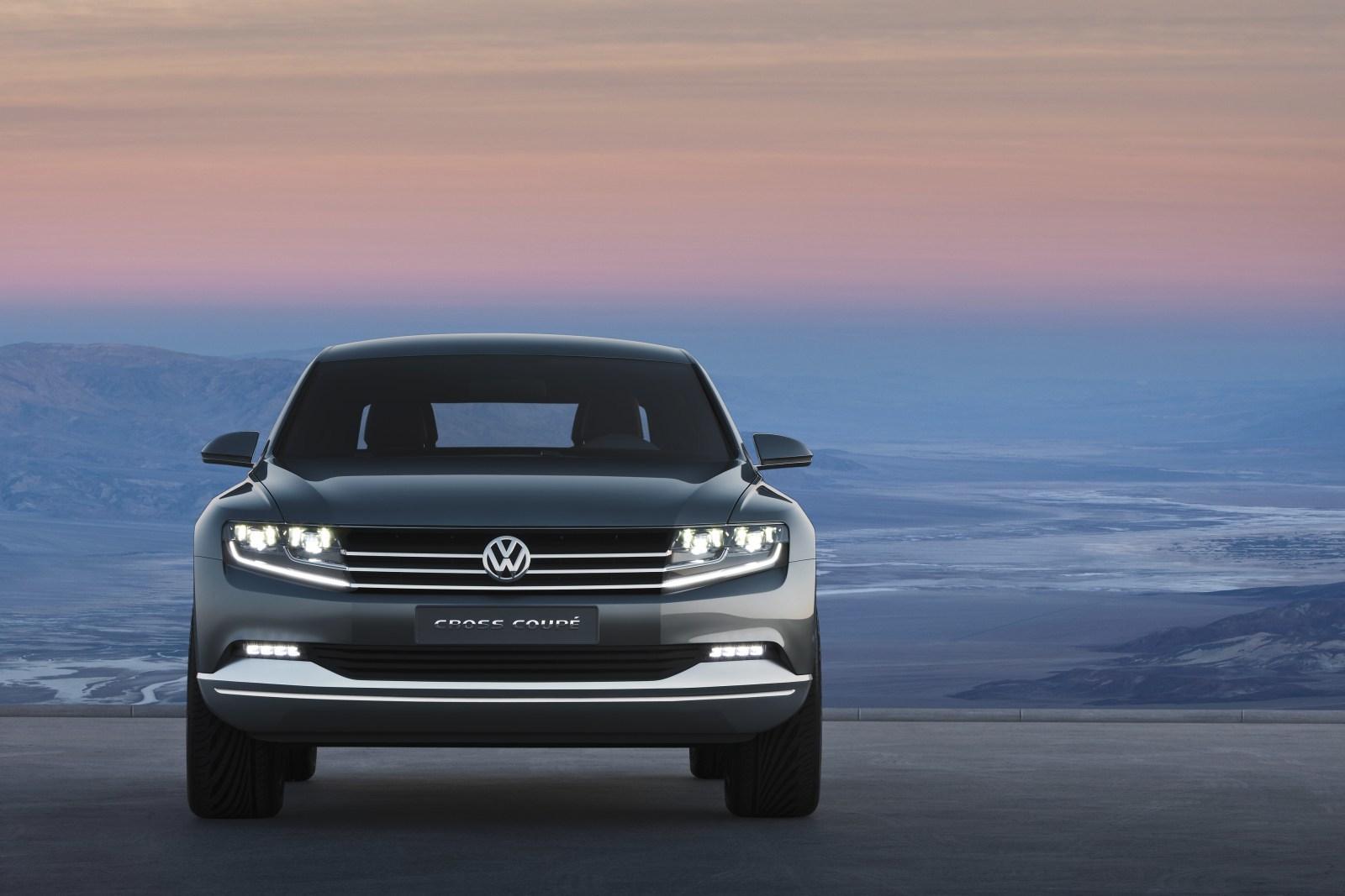 Foto de Volkswagen Cross Coupé (4/10)