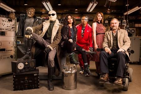 'Doom Patrol' tendrá segunda temporada: DC Universe renueva a los superhéroes más inclasificables