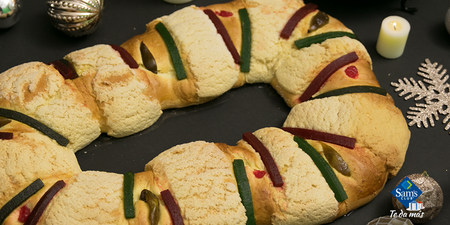 Rosca De Reyes Sams Club