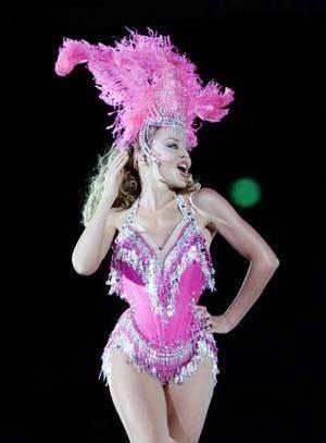 Jean Paul Gaultier diseñará el vestuario de Kylie Minogue