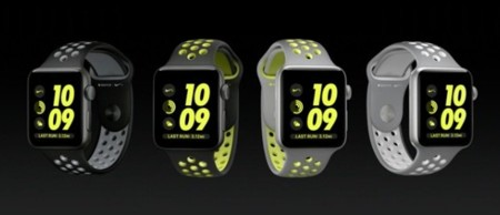 Apple Watch Series 2 Nike Colores