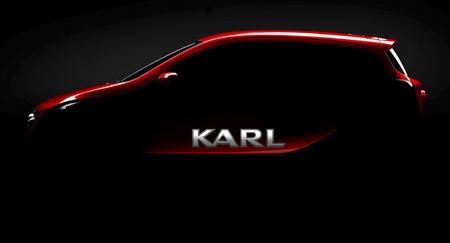 Opel Karl: el pequeño de la familia
