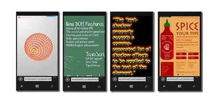 Las mejoras de IE10 en Windows Phone 8 y sus diferencias con Windows 8
