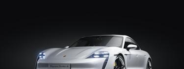 Porsche Taycan: dos motores, hasta 761 CV y 1.050 Nm de par motor para el coche eléctrico de Porsche