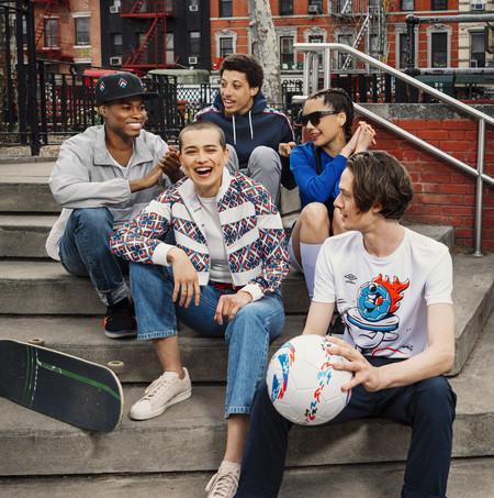Pepsi se mete a la moda colaborando con cinco marcas de todo el mundo y celebrando la pasión por el fútbol