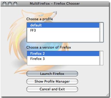 Ejecuta varias versiones de Firefox a la vez en tu Mac con MultiFirefox
