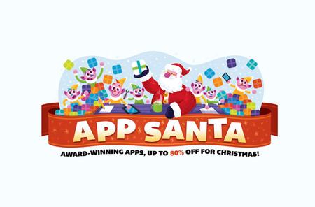 App Santa, estas apps y juegos tienen descuentos de hasta el 80% por Navidad