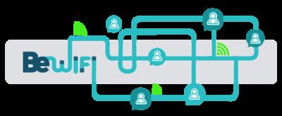 Si eres cliente de Movistar amplía tus megas compartiendo los tuyos con BeWifi.