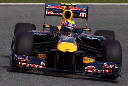 GP de España 2010: Pole Position de Mark Webber, Alonso saldrá en cuarta posición