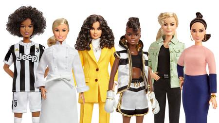 barbie feminista mujer