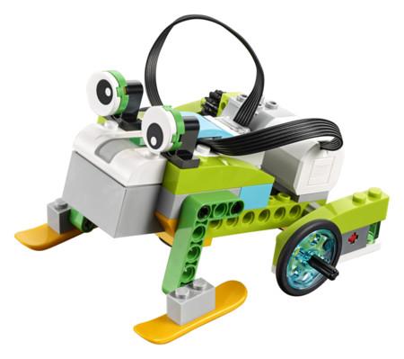 Lego lanza su kit de programación y robótica para estudiantes más ambicioso: WeDo 2.0