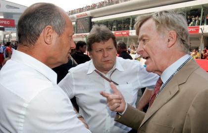Max Mosley da carpetazo al caso de espionaje de McLaren a Ferrari